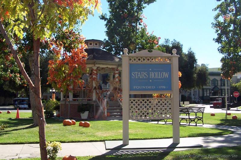 La petite ville de Stars Hollow