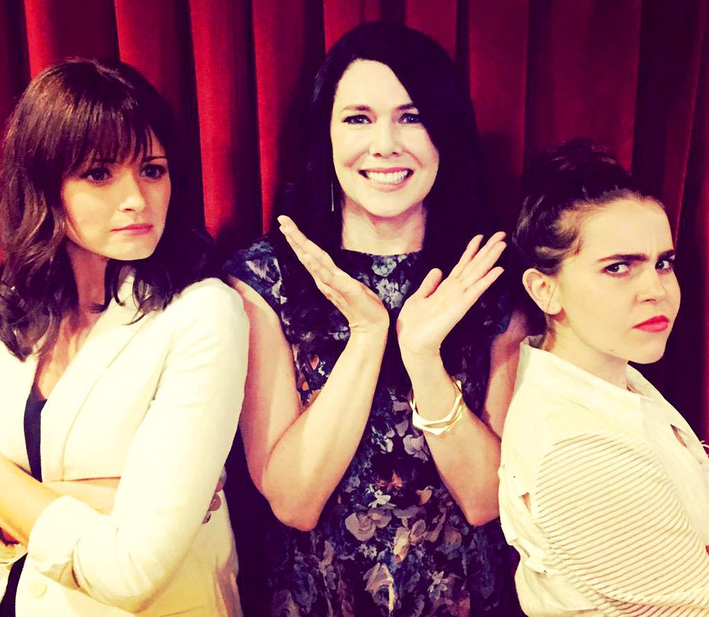 Mae Withman dsera dans Gilmore Girls