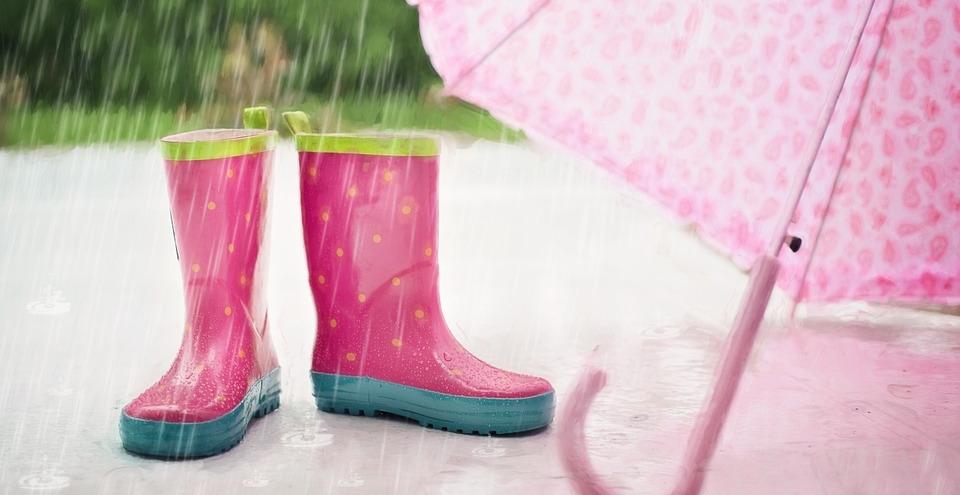 La vie, c'est apprendre à danser sous la pluie