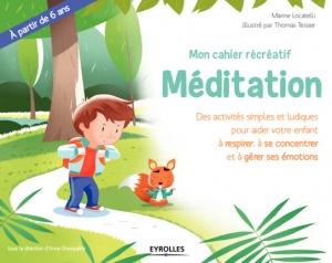 mon cahier récréatif de méditation