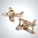 Kit créatif avions - Oh c'est beau