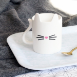 Mug Chat disponible chez Bird on the Wire