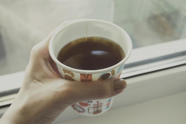 L'automne, la siaosn pour boire du thé