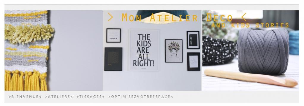 Blog Mon atelier déco