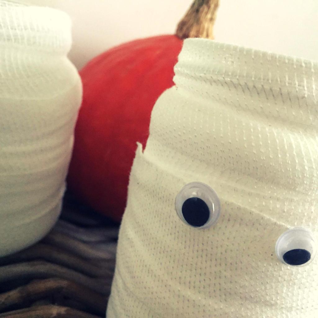 Les momies de Halloween - Activité pour enfants
