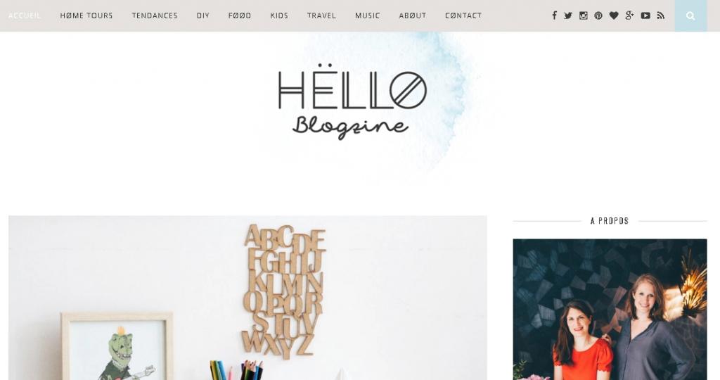 Blog Helloblogzine