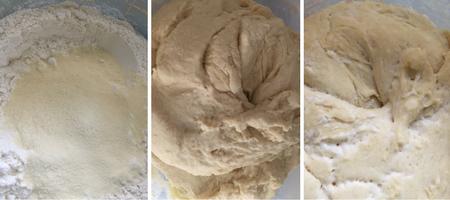 préparation pâte à grissini