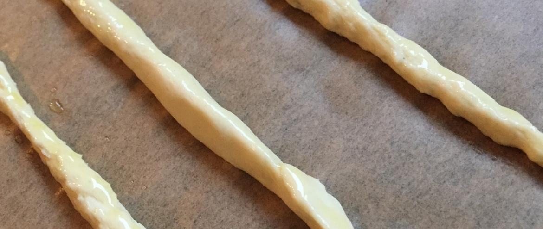 pâe à grissini