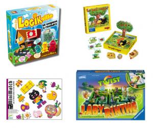 Nos jeux de société préférés pour les enfants