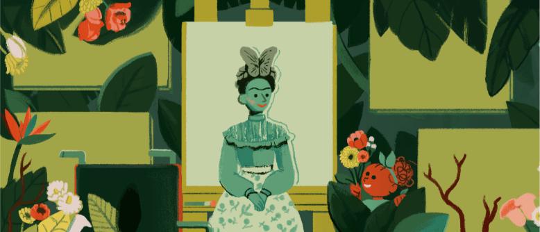Doodle Google journée droits de la femme