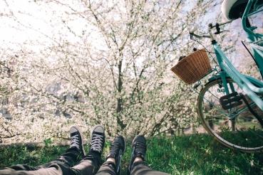 ACtivité et mise au vert au printemps