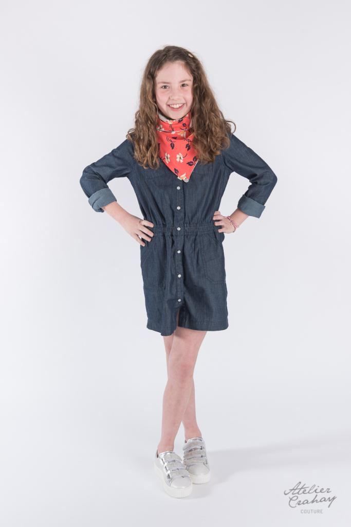Foulards pour enfants - Atelier Crahay