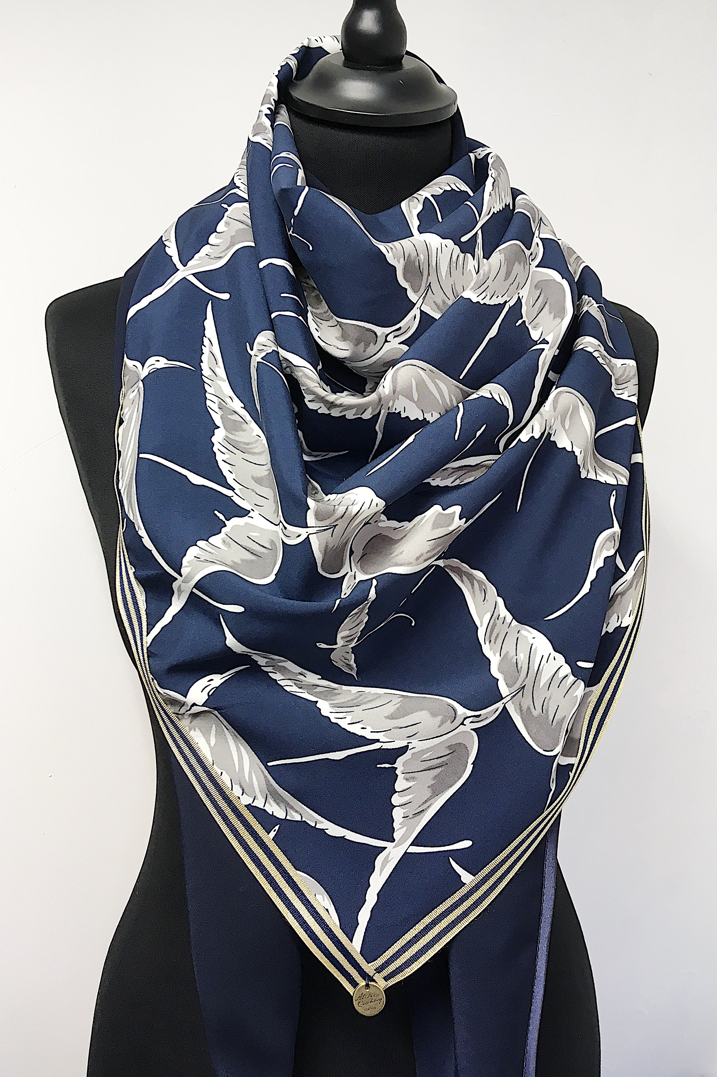 Foulards dames Atelier Crahay