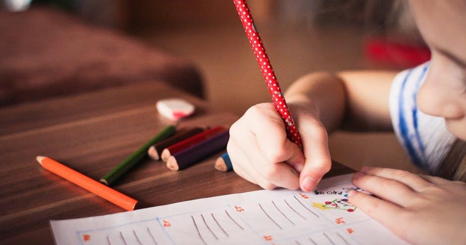 Moments calmes pour enfants - Le dessin