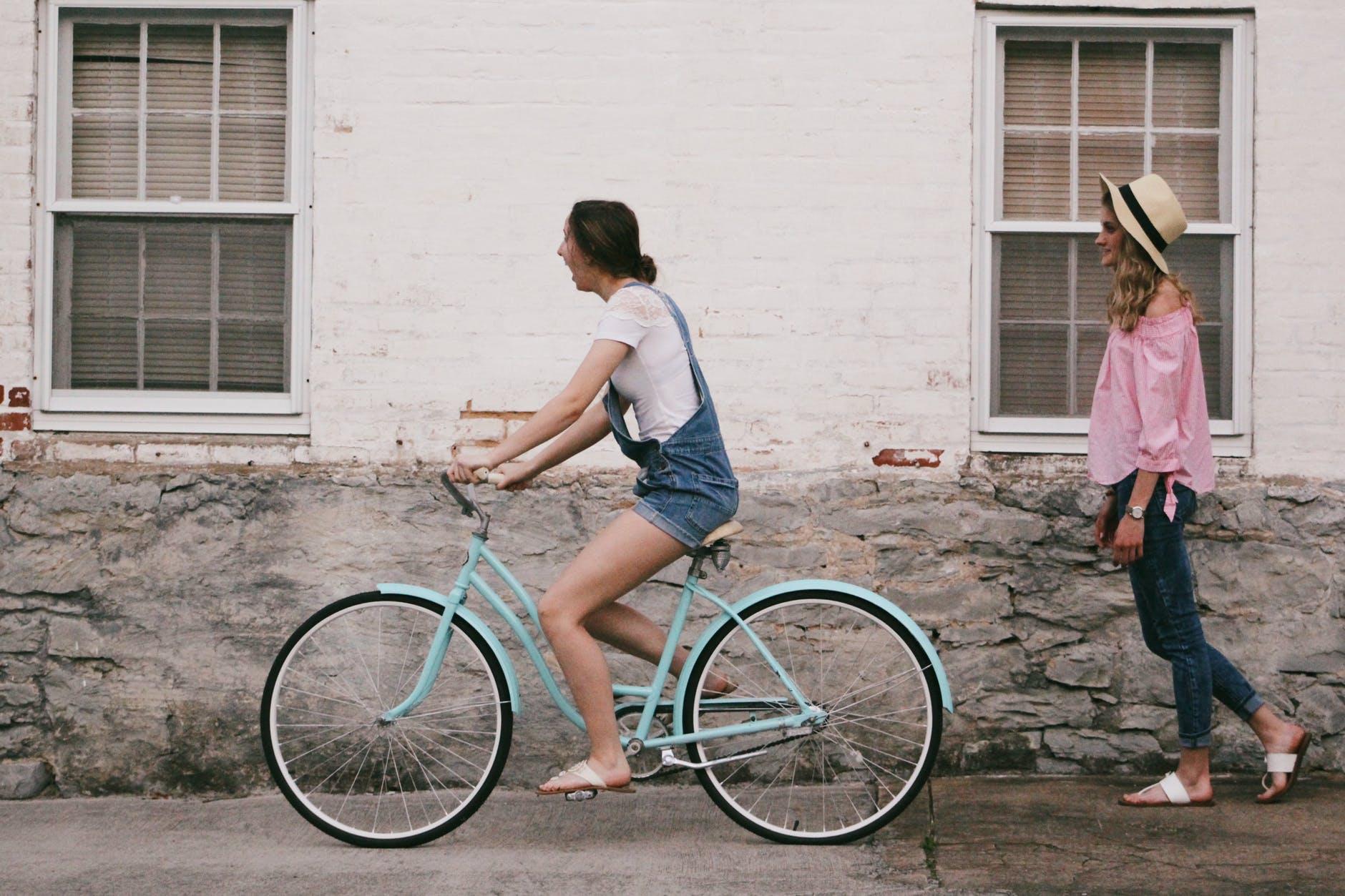 refaire du vélo au printemps