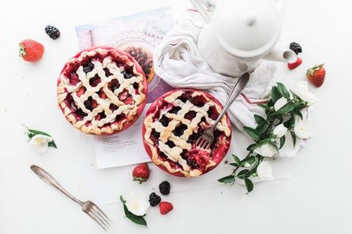 faire une tarte aux fraises