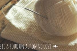 Comment rendre l'automne confortable et chaleureux
